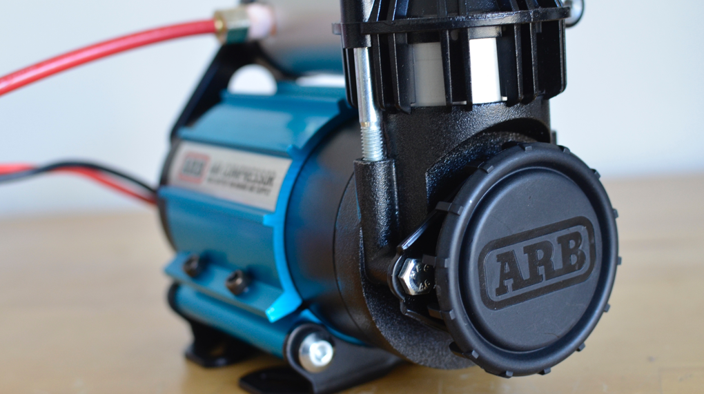 ARB On-board Air Compressor Install | Driven To Wander