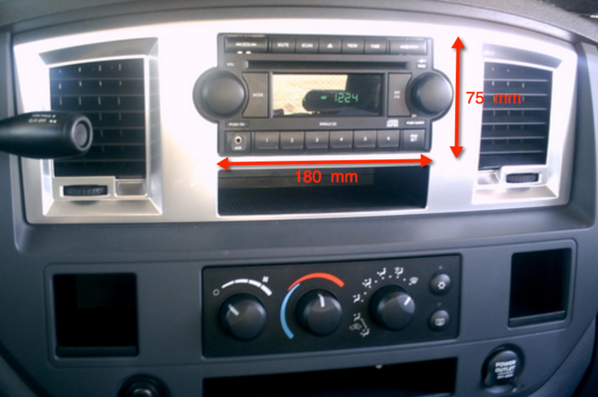Pioneer AVH-4000NEX Install 2