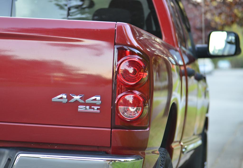 Dodge Ram 3500 SLT 4X4