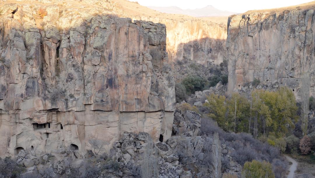 Ihlara Valley Turkey