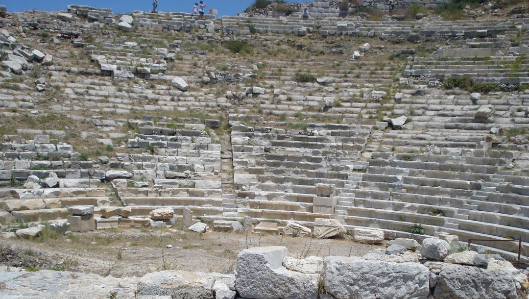 Knidos Theatre