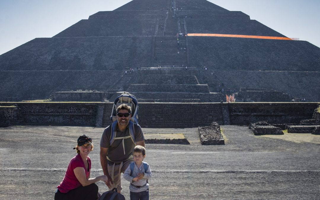 Teotihuacan and Mexico City