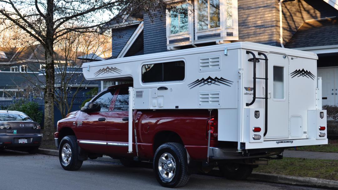 Dodge Ram & Hallmark Camper 2