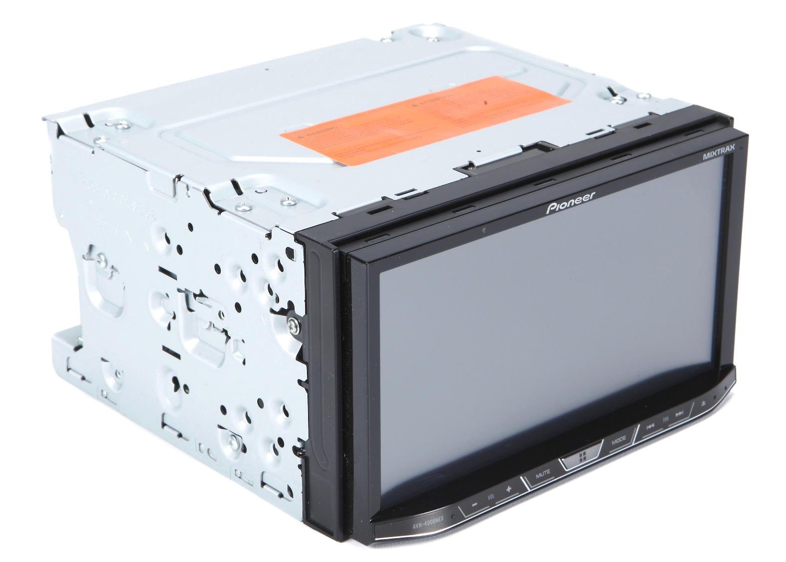 Pioneer Avh 4000nex 2 Din Install Driven To Wander Wiring Installation