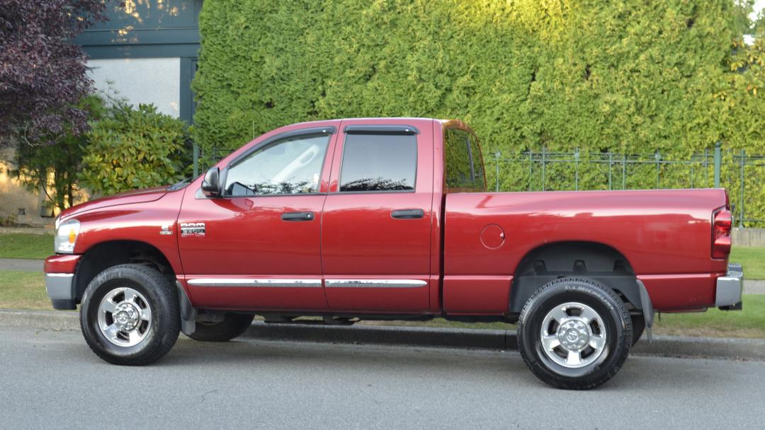 Dodge Ram 3500 HD
